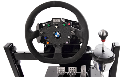 Steering wheel - racing simulator